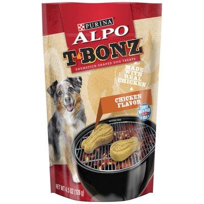Purina Made in USA Facilities Dog Treats, TBonz Chicken Flavor