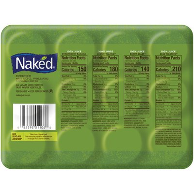 Naked Variety Chilled  Juice