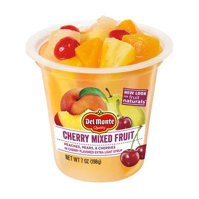 Del Monte Cherry Mixed Fruit