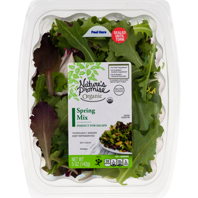 Nature's Promise Spring Mix