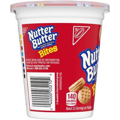Nutter Butter Bites Peanut Butter Sandwich Cookies - Go-Pak