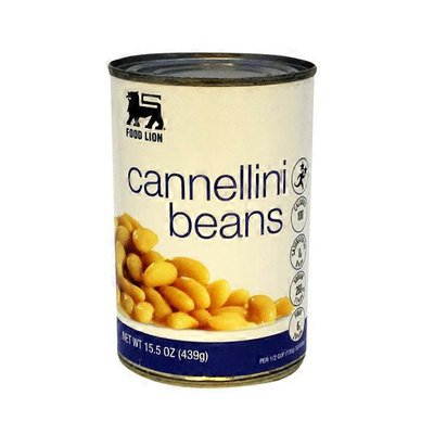 Food Lion Cannellini Beans