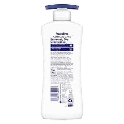 Vaseline Hand And Body Lotion Extremely Dry Skin Rescue