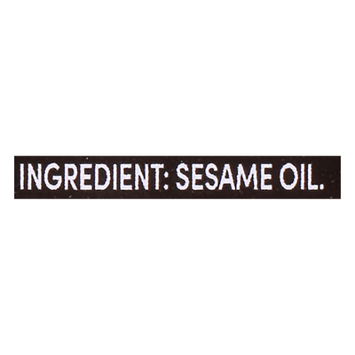 International Collection Oil, Toasted Sesame