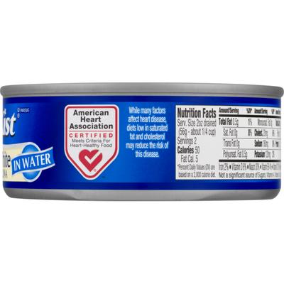 StarKist® StarKist Chunk White Albacore Tuna In Water