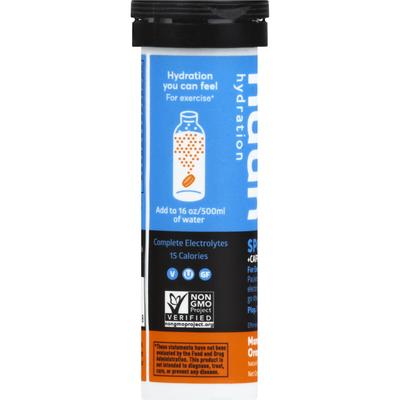Nuun Sport + Caffeine, Tablets, Mango Orange