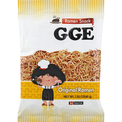 GGE Ramen Snack, Original Ramen