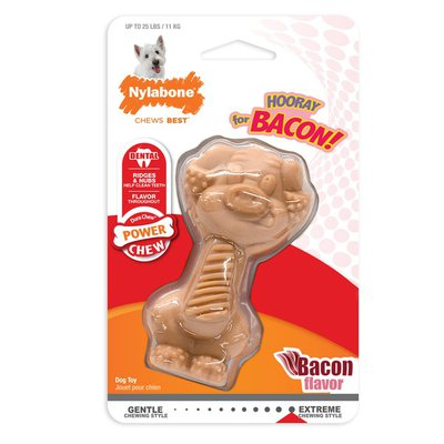 Nylabone Small Dental Pig Size Nubs Budz Dog Dura Chew