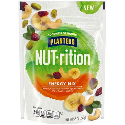 Planters NUT-rition Energy Nut Mix