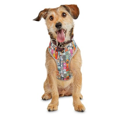 BOBS for Dogs Small Wag Party Harness