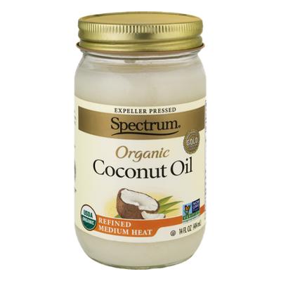 Spectrum Culinary Organic Coconut Oil