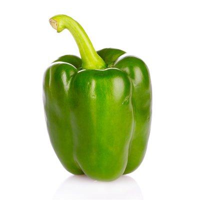 Green Jumbo Peppers