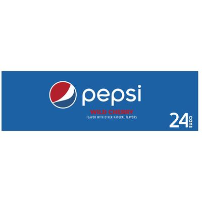 Pepsi Cherry Cola Soda