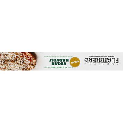American Flatbread Pizza, Vegan Harvest