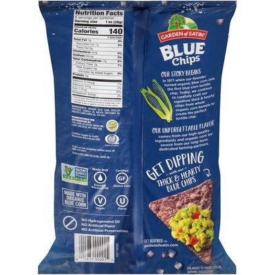 Garden of Eatin' Blue Chips Corn Tortilla Chips
