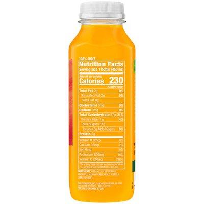 Evolution Fresh Organic Cold-Pressed Fruit Juice Smoothie