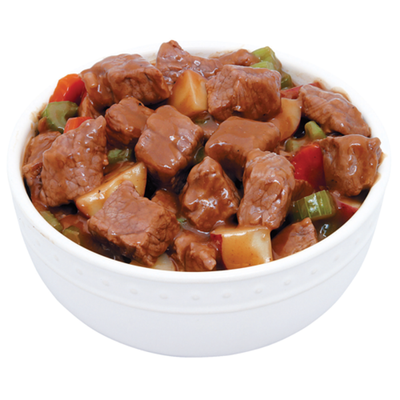 The Butcher Shop 100% Grass Fed Beef Stew, Package