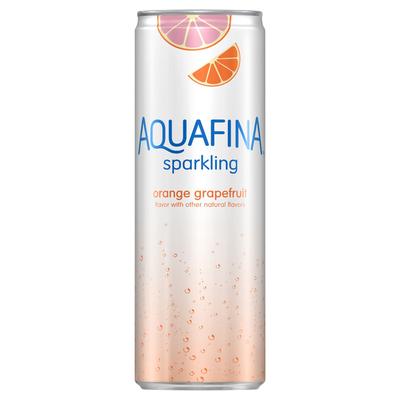 Aquafina Sparkling Orange Grapefruit Sparkling Water Beverage