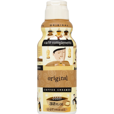 Shamrock Farms Coffee Creamer, Original