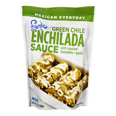 Frontera Green Chili Enchilada Cooking Sauce