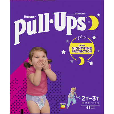 Pull-Ups Training Pants Nighttime