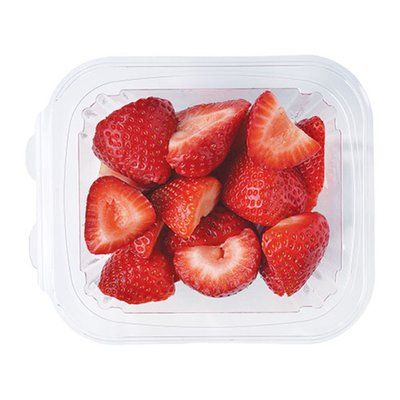 Wegmans Fresh Cut Sliced Strawberries