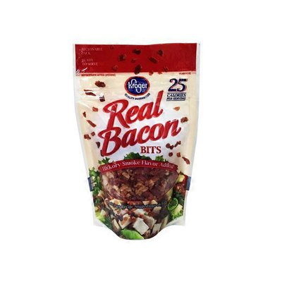 Kroger Real Bacon Bits, Hickory Smoke Flavor