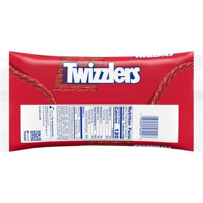 Twizzlers Candy, Strawberry, Twists