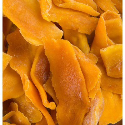 Dried Mango Pieces & Dices