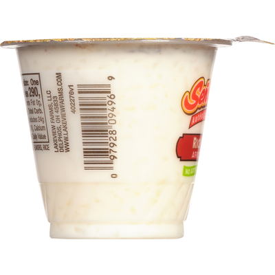 Senior Rico Rice Pudding