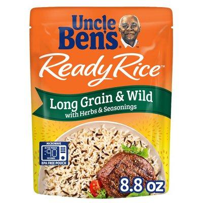 Uncle Ben'S Long Grain & Wild
