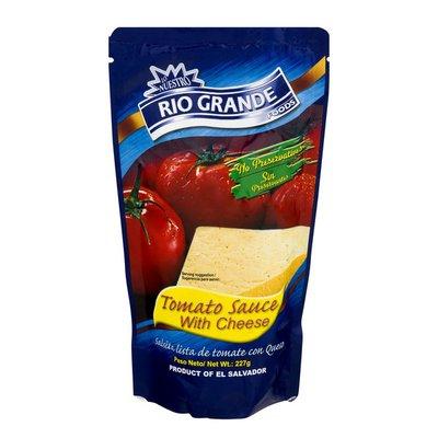 Rio Grande Tomato Sauce, with Cheese