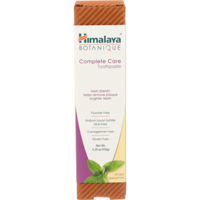 Himalaya Toothpaste, Complete Care, Simply Spearmint