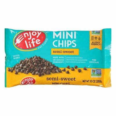 Enjoy Life Foods Gluten Free, Allergy Friendly Semi-Sweet Mini Chocolate Chips