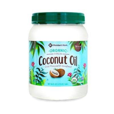 Member's Mark Organic Virgin Coconut Oil