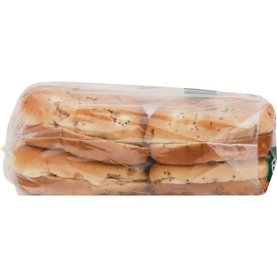 Pepperidge Farm®  Bakery Classics Onion with Poppy Seeds Hamburger Buns