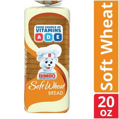 Bimbo  Soft Wheat Bread