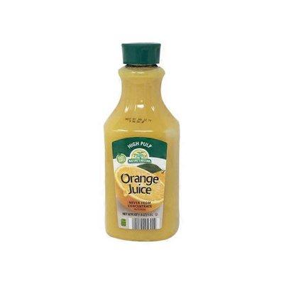 Nature's Nectar High Pulp 100% Orange Juice