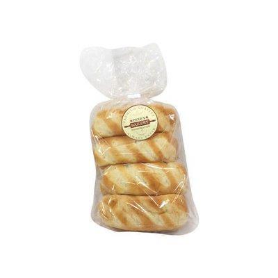 Fresh Baked Brioche Rolls