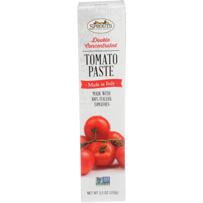 Sprouts Concentrated Tomato Paste
