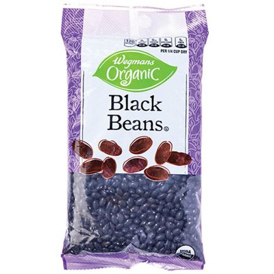 Wegmans Organic Black Beans