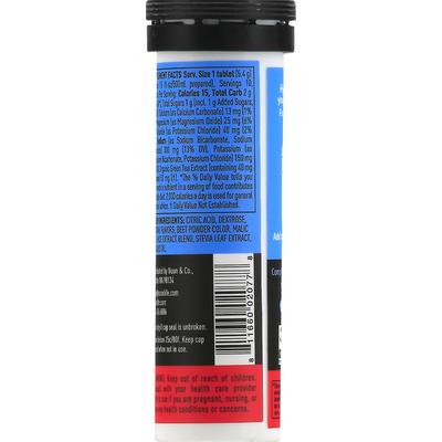 Nuun Sport + Caffeine, Tablets, Cherry Limeade