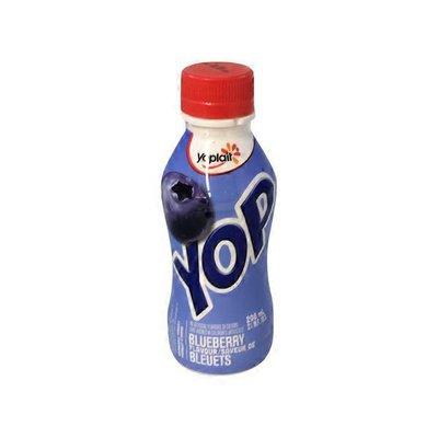 Yoplait Yop Blueberry Yogurt Drink