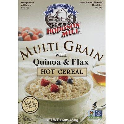 Hodgson Mill Hot Cereal, Multi Grain