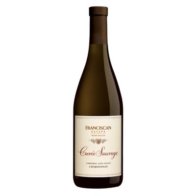 Franciscan Estate Cuvee Sauvage Chardonnay
