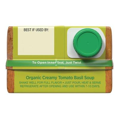 Pacific Organic Creamy Tomato Basil Soup