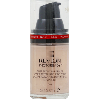 Revlon Primer, Pore Reducing, 002