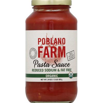 Poblano Farm Organic Pizza Sauce