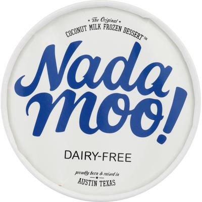 NadaMoo! Organic Vanilla Bean Frozen Dessert
