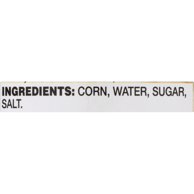 SB Whole Kernel White Corn